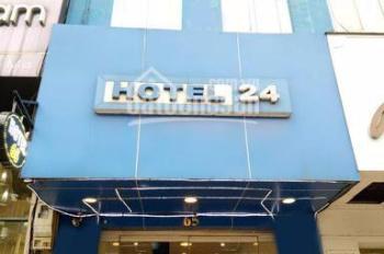 Cho thuê nhà riêng tại mặt phố Kim Mã Thượng , DT 80m2 x 5 tầng, MT 6,5m, giá 55triệu/tháng.