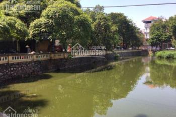 bán gấp nhà ngõ 80 mặt hồ Chùa Láng Nguyễn Chí Thanh Láng Thượng Đông Đa dt 65 m2 giá 14,45 tỷ
