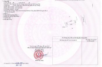 Bán nhà mặt đường Quốc lộ 200 thị trấn Vương, huyện Tiên Lữ, Hưng Yên, LH 0585158888