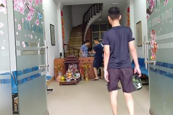 Cần cho thuê nhà 5 tầng x 80m2/tầng, mặt phố Nguyễn Văn Cừ