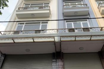 Cho thuê gấp nhà mặt phố Tây Sơn   , Đống Đa  . DT: 110 M * 8 Tầng + 1 hầm . MT: 6 M.