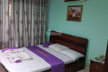 Bán khách sạn 1 sao 1 đời chủ vị trí 2 mặt tiền Nguyễn Văn Đậu, DT 3.7mx19m, 6 tầng + thang máy