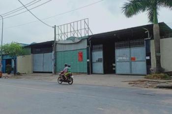 Bán nhà xưởng 3600m2 (50x70m) mặt tiền đường 12m Phan Văn Hớn, Tân Thới Nhất, Q12, giá 52tr/m2