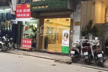 Cho thuê nhà mặt phố Đặng Văn Ngữ, Đống Đa, Hà Nội, DT 50m2, MT 3m, liên hệ: 0943282884