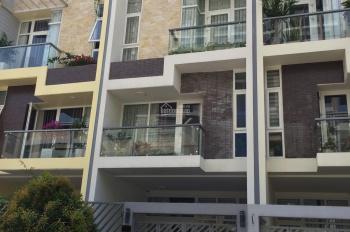 Bán nhà phố Jamona Bùi Văn Ba diện tích 95m2, 1 trệt 2 lầu, có 4 PN, 5 toilet, 11.5 tỷ