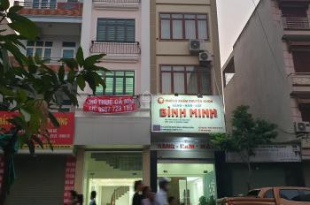 Cho thuê nhà nguyên căn mặt phố Lê Xuân Điệp - Hà Đông - Hà Nội. Nhà mới, sạch sẽ, vị trí đắc địa
