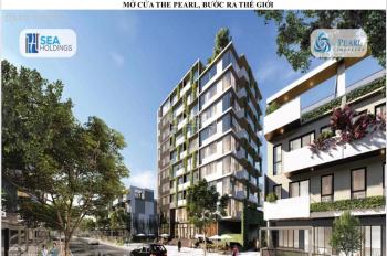 Nhà phố The Pearl Riverside trung tâm huyện Bến Lức, giá chỉ 2,4 tỷ/căn