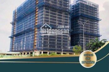 Căn hộ nội đô tiếp giáp Phú Mỹ Hưng giá 39tr/m2 CK 1-18% giá CĐT quý 3/2020 nhận nhà LH: 0906360234