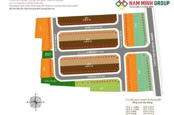 Đất nền sổ đỏ Thuận An, có sổ đỏ liền trong tay, ưu đãi chiết khấu ngay 3%