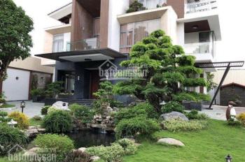 Định cư bán gấp biệt thự đẹp lung linh đường Bành Văn Trân, Q. Tân Bình. DT: 14x27m, 3 lầu