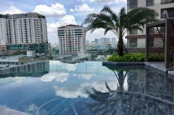 Bán gấp dự án Millennium 74m2, nhà đủ nội thất, lầu cao, giá 5 tỷ, nhà siêu đẹp. LH: 0906.378.770