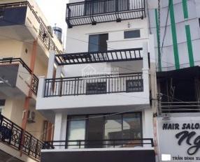 Bán nhà hẻm 4m Nguyễn Cư Trinh, P. Nguyễn Cư Trinh, Q.1; trệt + 3 lầu + ST 3,2 x 10m; giá: 5.1 tỷ