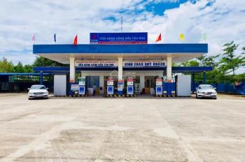 Bán cây xăng còn đang trong hoạt động, xã Tân Phú, Đức Hoà, 2105m2 giá 14,3 tỷ LH: 0778044230