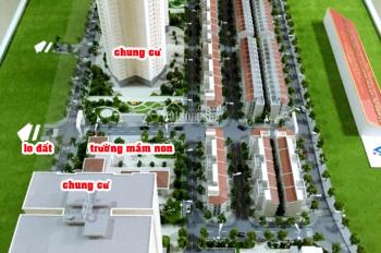 Bán đất dịch vụ khu C Yên Nghĩa chính chủ lô góc ngã tư 4.6 tỷ đối diện chung cư