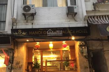 Bán nhà mặt phố Triệu Việt Vương, Hai Bà Trưng, Hà Nội, diện tích 45m2, xây dựng 4 tầng, MT 4,2m