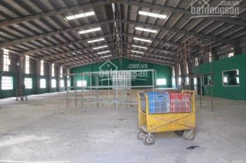 Cho thuê kho xưởng đường Lê Thị Riêng, Quốc lộ 1A, Quận 12, diện tích 1.000m2 47tr/th