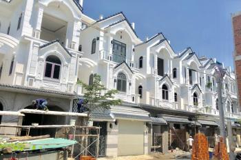 Chính chủ xây dựng và bán trực tiếp biệt thự 04 tầng 6,5x13m, khu dân cư an ninh, cổng bảo vệ