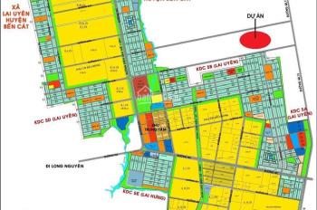 Đất Bàu Bàng - FULL THỔ CƯ  giá đầu tư 600tr/nền  - Sát QL13 sổ riêng từng nền