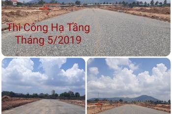 Dự án duy nhất là sổ đỏ XDTD, mặt tiền đường Hùng Vương 42m tại TP Bà Rịa LH 0932899143