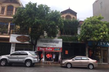 Bán nhà, đất mặt phố Lương Văn Tụy, TP Ninh Bình DT: 287m2, MT: 12,6m, giá: 35 tỷ. LH: 0913292060