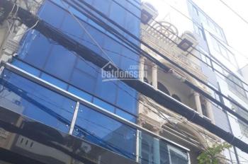 Cho thuê tòa nhà văn phòng D1 mới 100% thang máy camera máy lạnh đầy đủ 4 lầu sân thượng