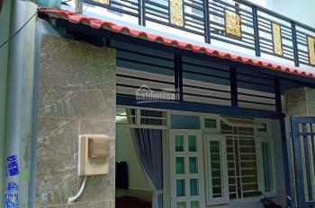 Bán nhà 1 trệt 1 lầu, đường 6, phường Tăng Nhơn Phú B, Q9