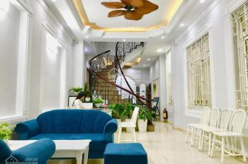 CHDV Bà Lê Chân, Tân Định, Q1, DT: 8x21.5m 6 tầng 20P thang máy HĐT nét 200tr/tháng giá 36.5 tỷ TL