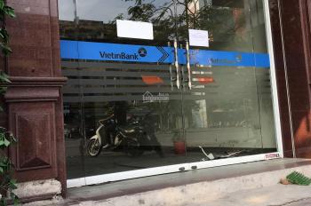 Cho thuê nhà nguyên căn 4 tầng mặt phố Tôn Đức Thắng, Lê Chân, Hải Phòng