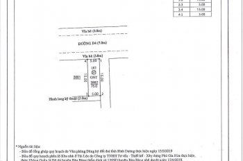 Mở bán 500 nền đất ngay gần TT thị xã Bến Cát - Bình Dương chỉ từ 540tr/nền, sổ sẵn. LH 0973482680