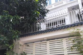 Nhà đẹp MT Nguyễn Văn Săng 4x14m, đúc 4 tấm, giá 10.7 tỷ đã hoàn công