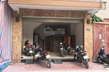 Cho thuê mặt bằng kinh doanh tại Phạm Hùng