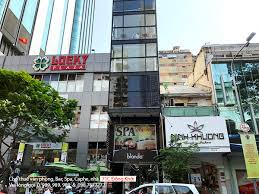 Bán nhà mặt tiền đường Ký Con, P. Nguyễn Thái Bình, Quận 1. DT 4x17m, 1 trệt, 4 lầu mới, giá 34 tỷ