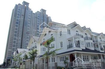 Văn phòng cho thuê tại Sài Gòn Pearl, Nguyễn Hữu Cảnh, khu biệt thự song lập , DTSD 350m2 giá 126tr
