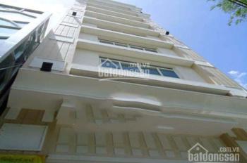 Cho thuê khách sạn mặt tiền đường Bạch Đằng, P2, Tân Bình, DT 5,5m*23m, hầm, trệt, lửng, 5 lầu, 24P