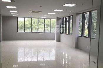 Văn phòng 100m2, 16tr5/th, có hầm để xe, vị trí đẹp, full dịch vụ, LH 0359806204