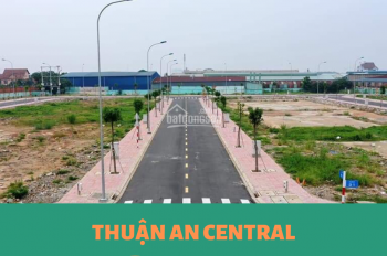Thuận An Central có sẵn sổ riêng từng nền mua đất thị xã, bán đất thành phố hotline PKD 0931139161