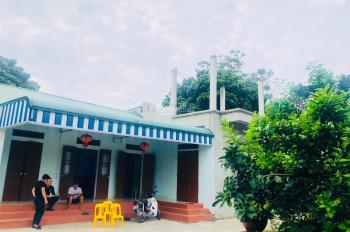 Chuyển nhượng khuôn viên nhà vườn tại thôn Hòa Trúc, xã Hòa Thạch, Quốc Oai, Hà Nội