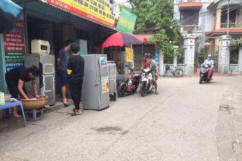Đất mặt phố kinh doanh Cửu Việt, Trâu Quỳ- Gia Lâm. Giá rẻ chỉ 46tr/m2.
