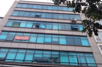 Văn phòng building chuyên nghiệp Láng Hạ, Nguyễn Chí Thanh 130m2-200m2 chi phí hợp lý