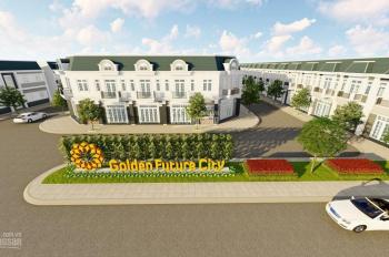 Mở bán dự án Golden Future City ngay KCN Bàu Bàng sát bên TTHC chỉ từ 245tr/nền. LH 0396387105