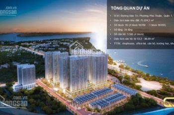 Cần bán lại căn Q7 Sài Gòn đường Đào Trí,giáp PMH,  giá thấp, đã xây được tầng 5, LH 0901193786