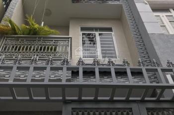 Bán nhà hẻm xe hơi 803/23/ Huỳnh Tấn Phát, Q. 7, DT 4 x 17m, 2 lầu, 5.9 tỷ