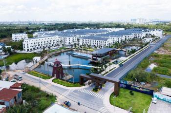 Nhà phố 1 trệt 3 lầu, Sim City, 84m2, nhận nhà ở ngay, giá 4.6 tỷ, khu an ninh riêng biệt