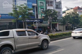 Bán nhà mặt phố Nguyễn Văn Cừ 74m2 x 3 tầng giá 15 tỷ. Sổ đỏ CC LH: 0934235151