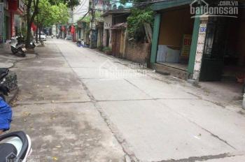 Bán đất trục chính kinh doanh tốt tại Cửu Việt, Trâu Quỳ. DT: 100m2, MT: 4.5m,Giá 46tr/m2