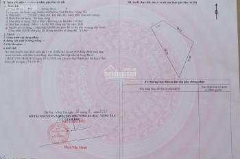 Chính chủ cần bán đất mặt tiền Hương Lộ 2, Xã Hòa Long, Tp. Bà Rịa, tỉnh BR-VT