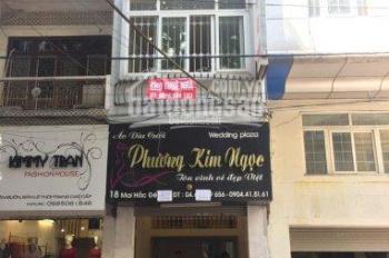 Cho thuê nhà mặt phố Phó Đức Chính, gần trường cấp 2, cấp 3 Đinh Tiên Hoàng, nhiều học sinh sinh