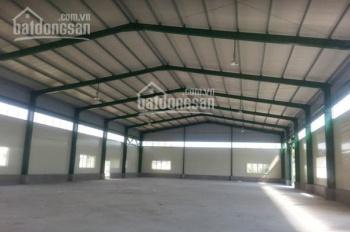 Cho thuê GẤP KHO XƯỞNG 7x40m mặt tiền đường Khuông Việt, P. Phú Trung, Q. Tân Phú