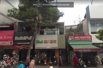 Tôi cần cho thuê nhà 2MT Nguyễn Trãi, quận 5, 4.7x12m, 4 tầng, 75 tr/th