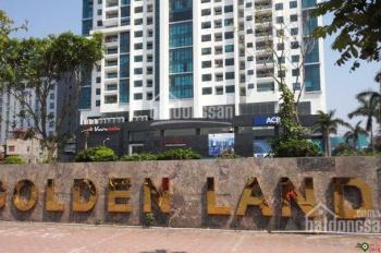 QL cho thuê sàn VP Golden Land, Nguyễn Trãi, giá chỉ 230 nghìn/m2/th, view cực đẹp. LH 0945589886